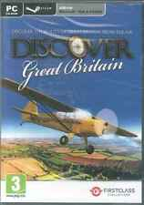 Discover Great Britain From The Air, Flight Simulator X, 2004, FSX Add-On, PC