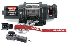 Warn ATV Vantage 3000s Winch w/Mount 07-10 Kubota RTV1100-Winch 89031