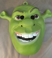 Shrek Ogre PVC Child Kids Adult Costume Mask Rubies Licensed New