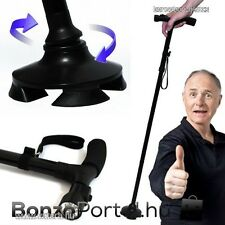 New Magic Cane For Camping and Hiking Good For Old Age With Torch Light