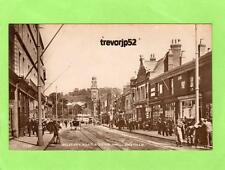 Military Road Town Hall Chatham unused RP pc  H Bros Ref A845