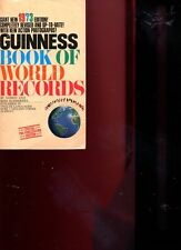 GUINNESS BOOK OF WORLD RECORDS 1973 REVISED AND ENLARGED by N. AND R. MCWHIRTER
