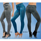 Fashion Slim Jeans Legging Skinny Pants Women Cotton Plus Size Colorful Jeggings
