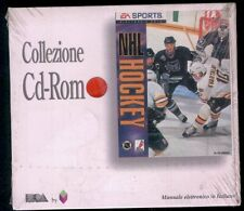 NHL HOCKEY pc cd rom NUOVO retrogame SIGILLATO giochi ita