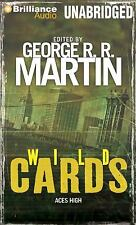 Wild Cards: Wild Cards II : Aces High 2 by George R. R. Martin (2013, CD,...