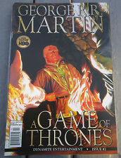 Game of Thrones Borders newsstand Variant 2 Comic Dynamite NM George RR Martin