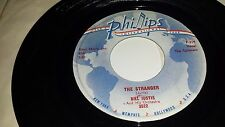 BILL JUSTIS The Stranger / College Man PHILLIPS 3522 ROCK 45 7""