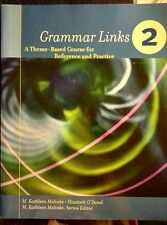 Grammar Links 2: A Theme-Based Course for Reference... (SKU: G0395828880I5N00)
