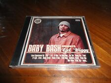Baby Bash - Get Wiggy! Rap CD - SPM E-40 A-WAX Jay Tee Fade Dogg Don Cisko FROST