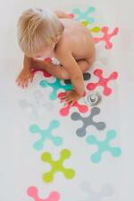 Baby Child Toddler Anti-Microbial Non Slip Bath Mat Bathmat Bath Puzzle Toy New