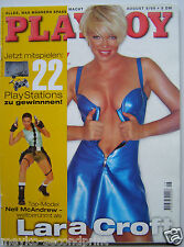 Playboy - D 8/1999, Nell McAndrew, Muriel Härlein, Sable, Jennifer Lopez