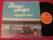 BLACK GOSPEL SOUL LP - THE SWANEE QUINTET - CHANGED MAN (1980) CREED