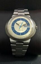 OMEGA GENEVE DYNAMIC AUTOMATIC cal.565 VINTAGE 60th RARE SWISS WATCH.