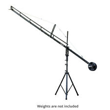 Proaim 14ft Camera Crane Jib Arm Tripod For DSLR Video Camera Camcorder 15lbs