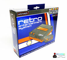 ★ RETRO ENTERTAINMENT SYSTEM - RETRO BIT NES KONSOLE + 2 CONTROLLER / Neu OVP ★