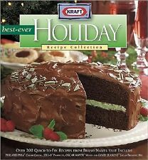 Kraft Best-Ever Holiday Recipe Collection, , Good Book