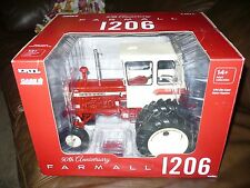 RARE FARMALL 1206 TRACTOR CAB & DUALS 1/16 IH INTERNATIONAL MIB 10 FRONT WEIGHTS