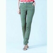 BODEN Spring Chinos Pants Trousers Peppermint Womens  WM339  2P  NEW  $78