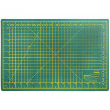 Craft Hobby 18 x 12 Inch Large Self Healing Double Sided Thick Cutting Board Mat