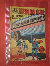 ALBI DEL FALCO NEMBO KID  N° 9  MONDADORI + entra ho ALTRI numeri di  SUPERMAN