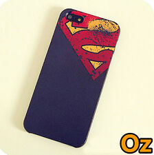 Superman Logo Cover for iPhone SE/5/5S, Quality Product Design Case WeirdLand