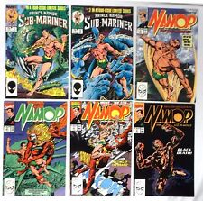 Namor: The Submariner #1-4 + #1,2 of Minis Series High Grade Lot of 6 1990/1984