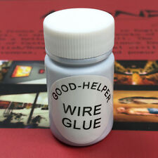 Repair Ultrafire Flashlight Conductive Glue NO HEAT Solder Soldering 18ml