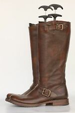 Rockin Frye Veronica Slouch leather rugged motorcycle boots 9 B In Excell Cond!