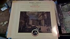 LP TEATRO ALLA SCALA HIGHLIGHTS RIGOLETTO G. VERDI  CALLAS SERAFIN EX++/EX+