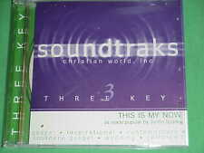 Christian World~Soundtrak~4945~~This is My Now~~Jordin Sparks~~CD~3 Key