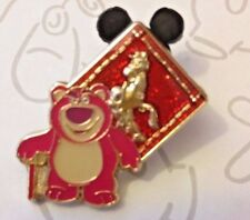 Lotso Lots O Huggin HKDL Chinese New Year Hidden Mickey Completer Disney Pin
