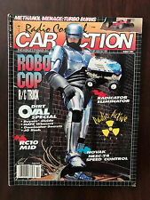 Radio Control Car Action magazine RCCA October 1990 RC vintage