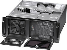 "4U (Quality Heavy-Duty)(3x5.25""+ 9x3.5"" Bay)Rackmount Chassis(mATX/ITX Case) NEW"