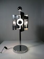 MAX SAUZE STYLE 60s VINTAGE MIDCENTURY MODERN XXL TABLE LAMP