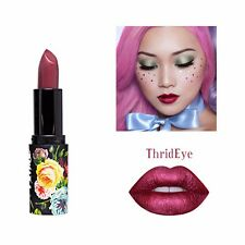 LIME CRIME PERLEES THIRD EYE ROUGE A LEVRE*LOT MAQUILLAGE*STOCK LIMITE