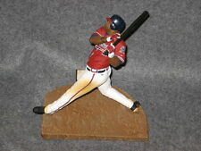 Andruw Jones McFarlane Baseball #15 Loose Figure Nice Shape Braves Red Jersey