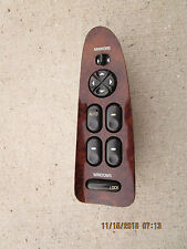 97 - 04 BUICK REGAL GS LS / BUICK CENTURY MASTER POWER WINDOW SWITCH 10433029