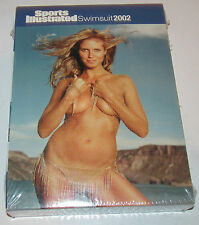 SPORTS ILLUSTRATED SWIMSUIT 2002 COMBO dvd + vhs SEALED