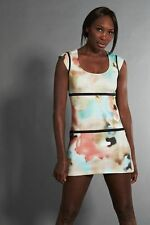 NWT XS EleVen By Venus Williams Tennis Dress CROSS COURT FLORAL WATERCOLOR