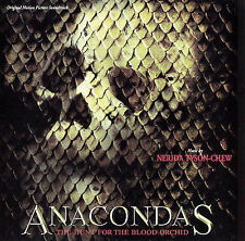 Unknown Artist Anacondas: Hunt for the Blood Orchid CD
