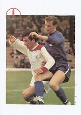ALAN CAMPBELL CHARLTON ATHLETIC B BAXTER RARE ORIGINAL SIGNED ANNUAL CUTTING