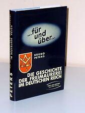 Bruno Peters: Die Geschichte der Freimaurerei im Deutschen Reich 1870-1933