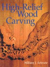 NEW - High-Relief Wood Carving by Schnute, William
