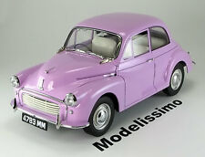 1:12 Sunstar Morris Minor 1000 Saloon 1.000.000th 1960 purple