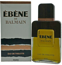 BALMAIN - ÉBÈNE - EBENE - EAU DE TOILETTE - EDT - SPLASH - 250ML
