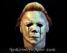 Officially Licensed Michael Myers Halloween 2 Mask Bleeding Eye Horror