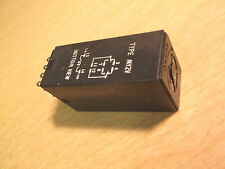 USED OMRON MY2V 5 SEC. TIMER RELAY COIL FREE SHIPPING