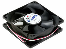 Zalman ZM-F1 Plus (SF) Ultra Quiet 80mm PC Computer Case Fan