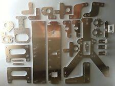 MendelMax 2.0 DELUXE  KIT - Aluminum complete set ++ Printed parts