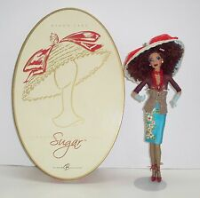 BYRON LARS SUGAR BARBIE 1ST IN CHAPEAUX COLLECTIOR SERIES GOLD LABEL